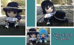 Nitro+Chiral Sei plush by Laurel-Lion