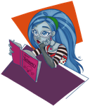 Ghoulia by Tell-Me-Lies