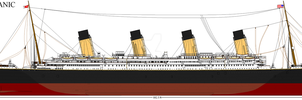 RMS Titanic 2012 by Crystal-Eclair