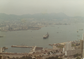 Hong Kong, November 1975 by kanyiko