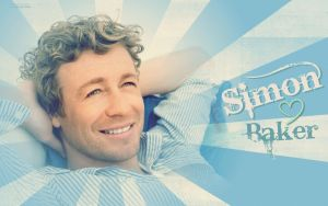 Simon Baker Mentalist by Anthony258