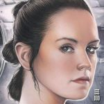 Rey (Portrait Detail) by Erik-Maell