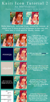 Kairi Icon Tutorial 2 by Blackbird97
