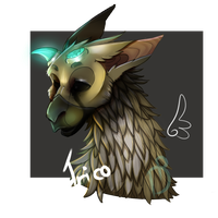 Trico by DeadDoodles