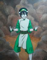 Toph by ErithEl