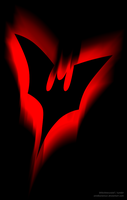 Batman Beyond by AnnikaClarisse
