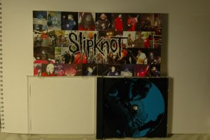 Slipknot LRKR CD Book Inlay by sic-maggot-slipknot
