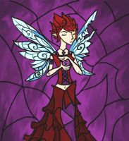 Wings of Stained Glass by Lost-in-Legends
