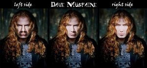 Dave Mustaine's sides by BlackFrozenRose