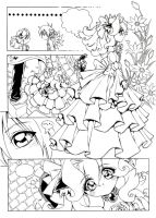 random comic page... 38 by sureya