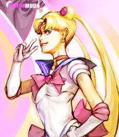 Sailor Moon by gammon