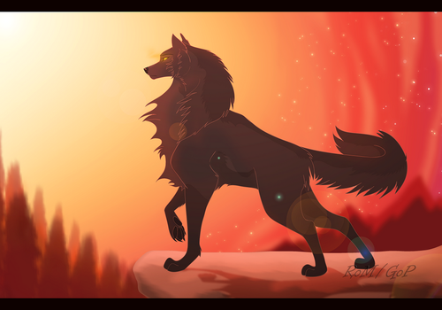 Greet The Day by The-Ravens-Of-Moraea