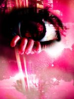 Pinkish Horror by MOMOroxette