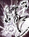 Silver Surfer 04 by Cinar