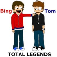 Total Legends by ExplosionOfCool