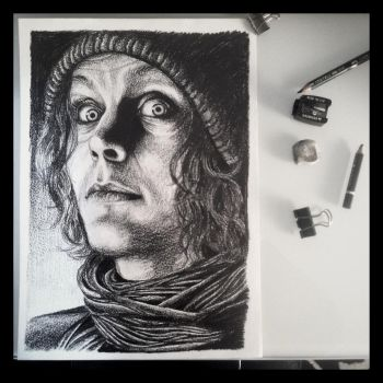 Ville Valo by HLea33