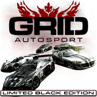 GRID Autosport Limited Black Edition by POOTERMAN
