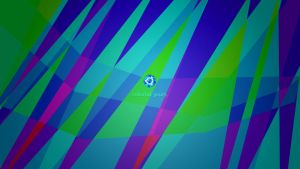 Ubuntu: Colorful. Yours /Cold by timblaer