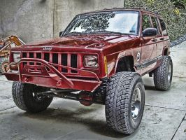 i miss my old jeep by D3115uxor