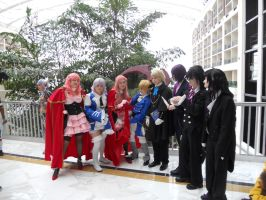 Pandora Hearts at Katsucon 2013 by Hop-is-my-Hero