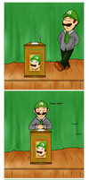 Luigi's year, Luigi's rules by Fanny-CM
