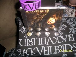 BVB accesories and CD together by JacobyxShaddix