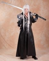 Sephiroth Desucon 2011 by Tappajapappi