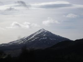 Mount Schiehallion by VestibulumNocturnis