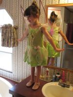Tinker Bell Stock 3 by MissyStock
