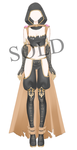 [SOLD] Assasin Outfit Adoptable by Aloise-chan