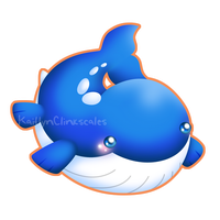 Wailord v2 by Clinkorz