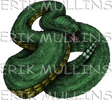 Snake Rattle by teamzoth