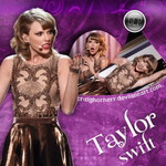 Taylor Swift AMA's 03 by CraigHornerr
