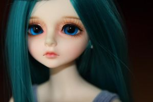 Teal Blue by GodlessHeartless