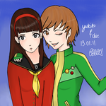 "Persona 4 - ""Smile"" by xxWhisperedScreamsxx"