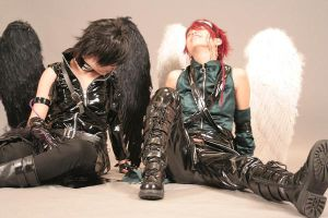Angel Sanctuary: Priceless cos by Akusesu