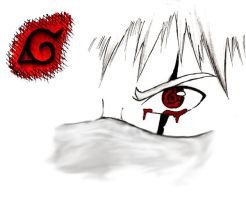 sharingan by girlngreen7