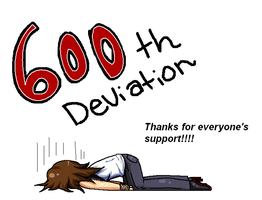600th Deviation by Hero-of-Awesome