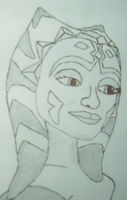 proud Ahsoka by yecgaa