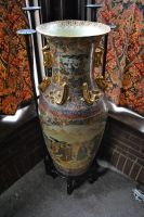 Japanese vase 1 by Guardian0660