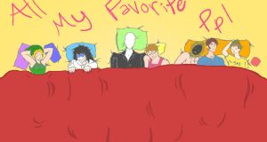Favorite People by DeadPeopleDying