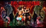 The Menagerie large wallpaper ( TNA ) by Spartasaurus