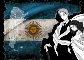 Argentina is mourning by rociocrush