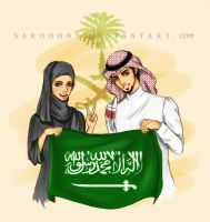 KSA day by saroOony