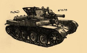 T-46 Derp by TimSlorsky