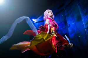 Guilty Crown Inori by EatEatEats