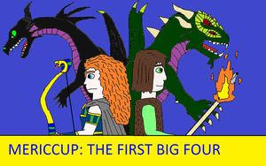 Merricup: The First Big Four by PeteDRaptor