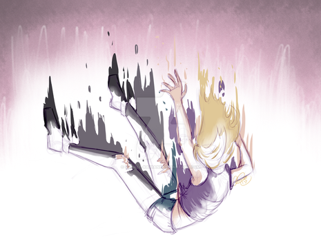 Falling by Squall-Kaihane