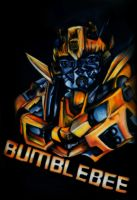 Bumblebee Transformers by SarahL-Art