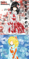 AiW:colored stains by azuna10